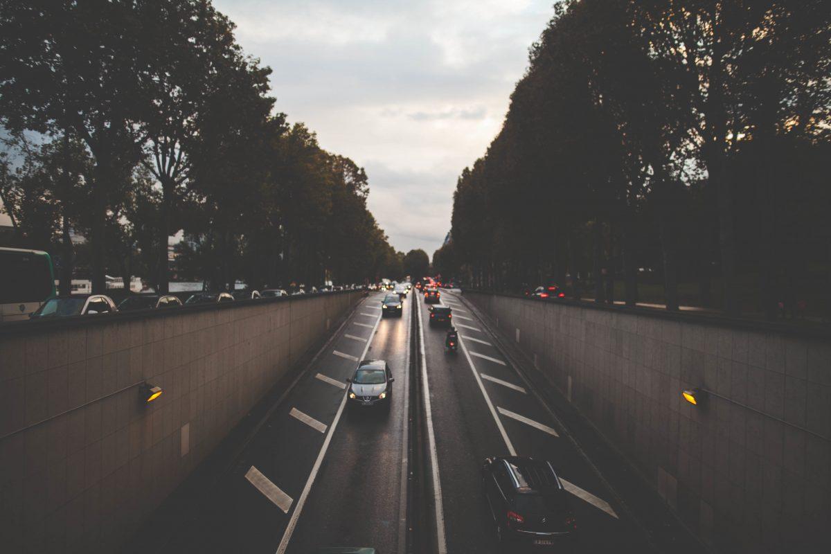 L'avenue du 17 juin à Berlin transformée en terrain d'expérimentation pour la conduite automatisée et connectée