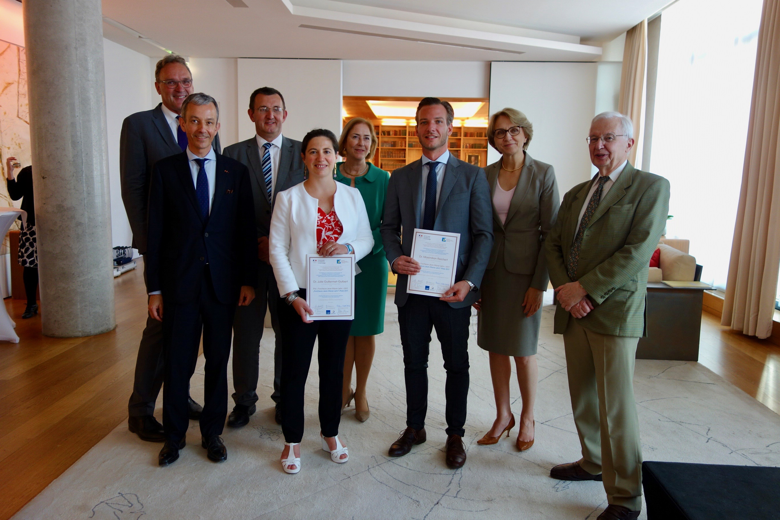 l'appel à candidatures 2020 : Prix « Forcheur Jean-Marie Lehn » est reporté au 29 juin