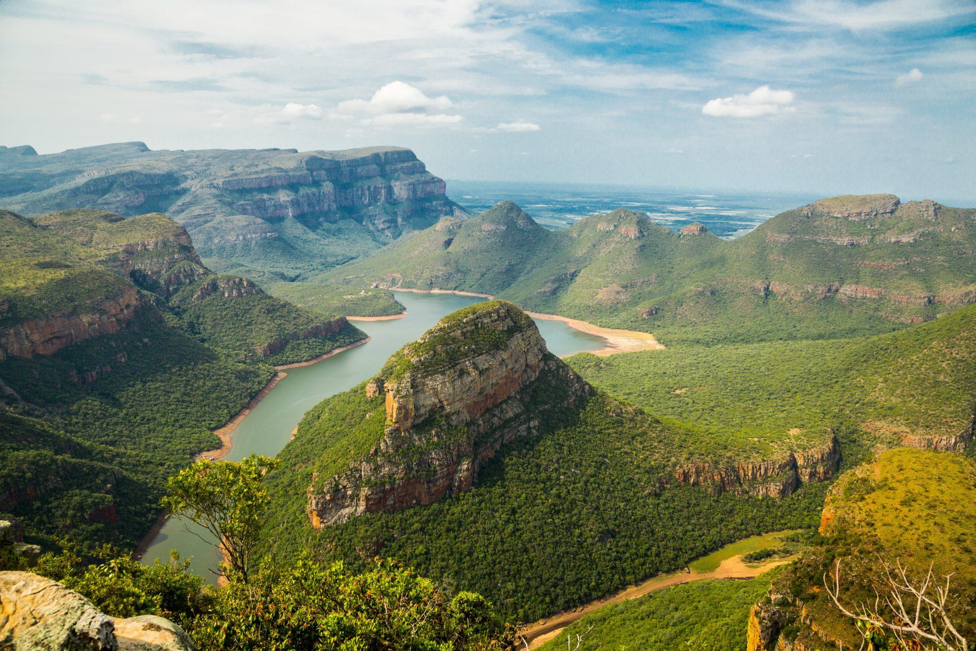 Projet visant à améliorer la gestion de l'approvisionnement en eau dans le parc national Kruger en Afrique du Sud