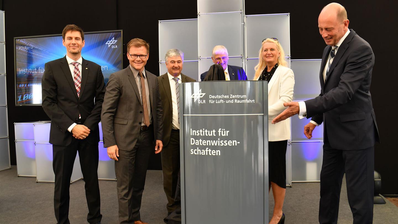 Le DLR ouvre un institut de recherche en sciences des données à Iéna