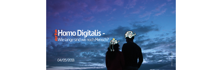1ère édition 2018 du cycle Cinéscience : « #HomoDigitalis », regard anthropologique de l'impact de la révolution digitale sur la vie quotidienne