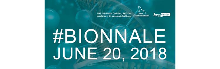 La #Bionnale 2018 : le 20 juin à Berlin