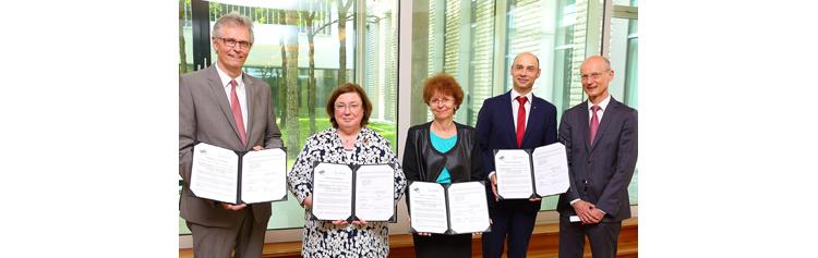 Le DLR et l'Ifsttar ont signé un accord de coopération sur la recherche en mobilité
