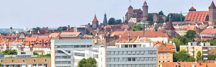 Implantation d'une nouvelle université technique à Nuremberg