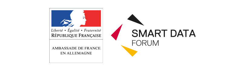"Conference ""AI in Health: French-German perspectives"", Nov. 5th, Smart Data Forum"