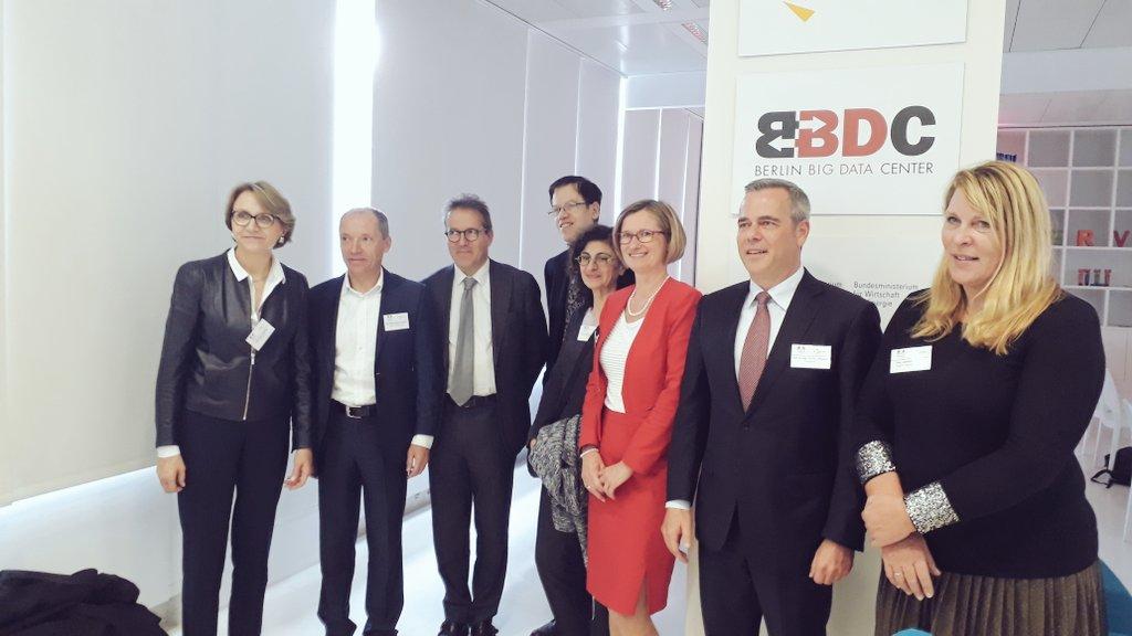Retour sur la conférence « IA et santé : perspectives franco-allemandes » du 5.11.2018 à l'occasion de la Berlin Science Week