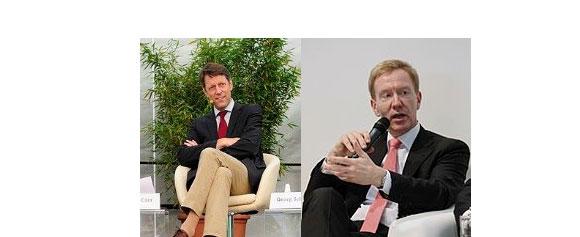 Wolf-Dieter Lukas nommé secrétaire d'Etat au ministère fédéral allemand de l'éducation et  la recherche allemande(#BMBF)