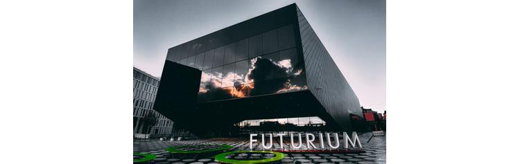 Ouverture le 6 septembre 2019 à Berlin du Futurium, musée scientifique de 6 000 m² au cœur de la capitale allemande