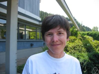 Hélène Esnault reçoit la Médaille Cantor à Karlsruhe le 23 septembre