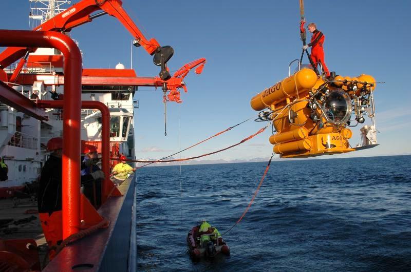 Lancement de l'Alliance allemande pour la recherche marine