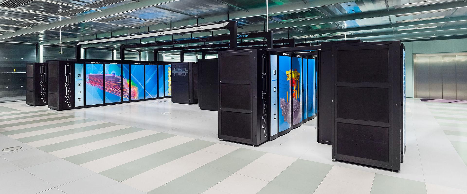 Allemagne : Le centre Gauss de Stuttgart sera le coordinateur du réseau de compétences européen en matière de #superordinateurs (EuroCC/CASTIEL)