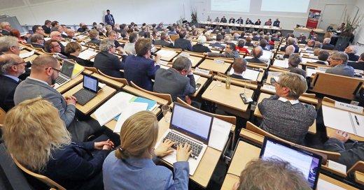 """Allemagne : la Conférence des recteurs appelle à maintenir """"aussi longtemps que possible"""" les aides exceptionnelles à la recherche"""