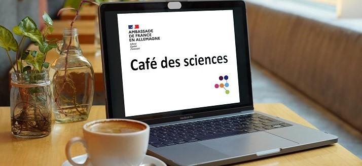 Revoir le Café des sciences à Berlin : « A l'assaut des mystères de l'Univers : le futur radiotélescope géant SKA » du jeudi 15 avril 2021