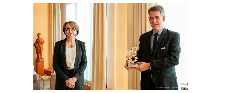 Le prestigieux Prix Fondation ARC Leopold Griffuel 2021 distingue Stefan Pfister, directeur du centre Hopp d'oncologie pédiatrique de Heidelberg, pour ses travaux sur les tumeurs cérébrales de l'enfant