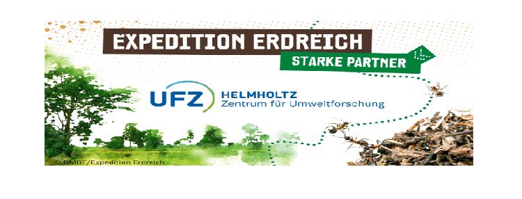"""Expédition """"Erdreich"""" , une action citoyenne pour explorer l'état des sols sur 9000 sites en Allemagne"""