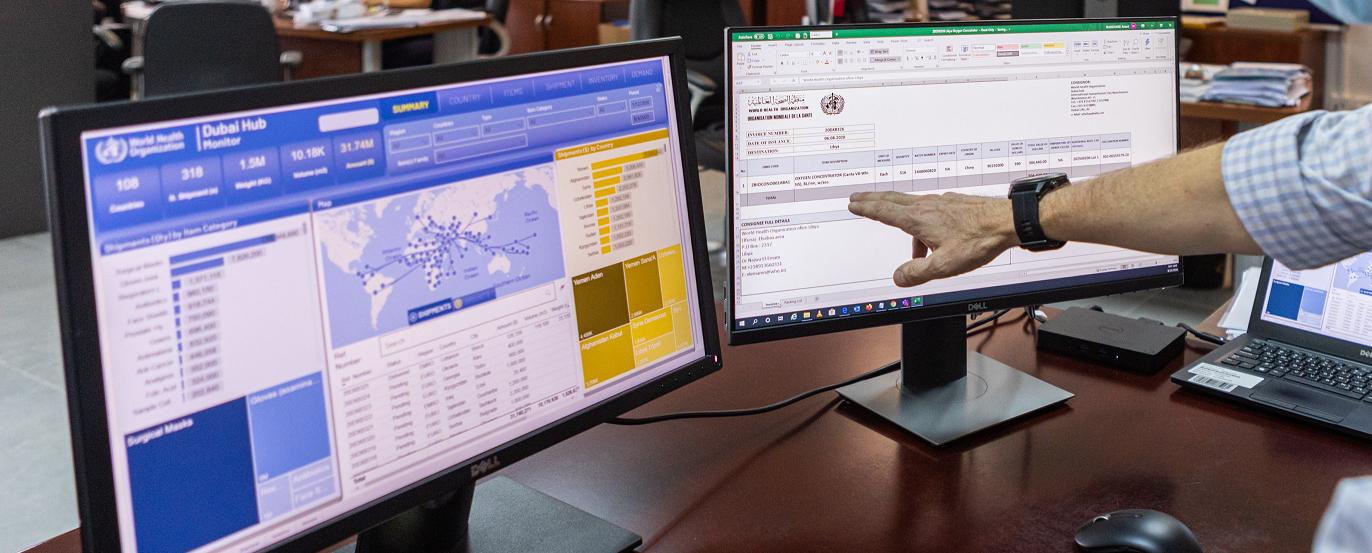 L'OMS et l'Allemagne lancent à Berlin un nouveau centre mondial de renseignements sur les pandémies et les épidémies