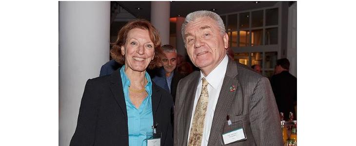 La biologiste allemande Maria Leptin est nommée présidente du Conseil Européen de la Recherche (ERC)